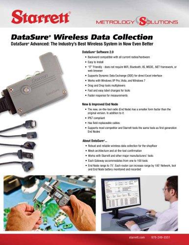 DATASURE Wireless Data Collection