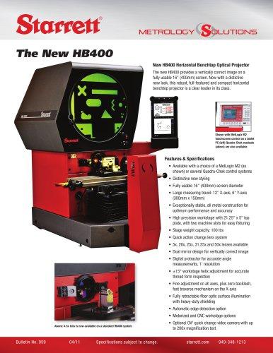 HB400 W-M2