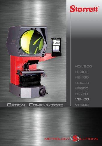 Starrett Optical Comparators