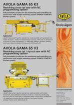 AVOLA GAMA 65 K3