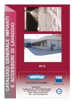 Catalogo generale impianti