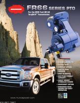 FR66 Series PTO brochure