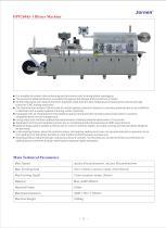 DPP260Ki-1 Blister Machine