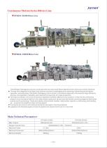 Jornen Machinery/Blister Line DPH260i- ZH300i