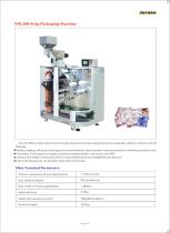 Jornen Machinery/Strip Packing Machine, packing capsules, tablets or similar products(DSL260)