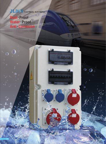 JLBOX ELECTRICAL-ELECTRONIC
