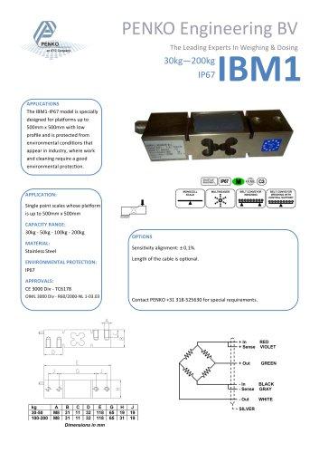 ASL IBM1 IP67