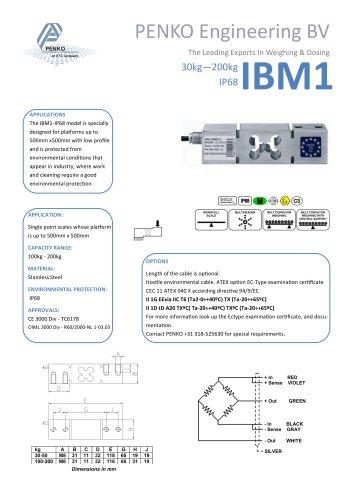 ASL IBM1 IP68