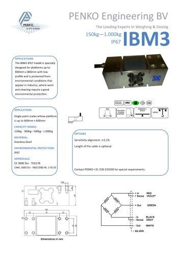 ASL IBM3 IP67