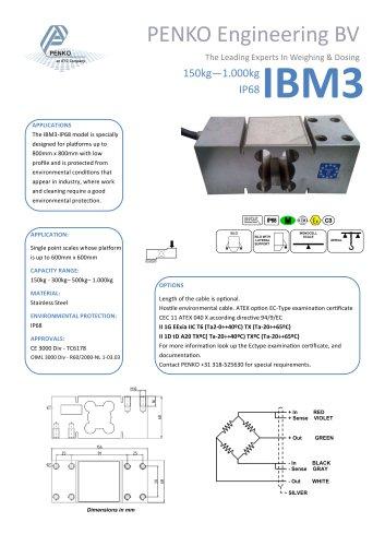 ASL IBM3 IP68