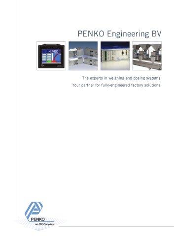 Corporate Penko Engineering Brochure