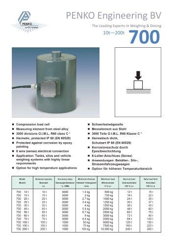 Type 700