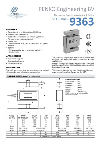 Type 9363