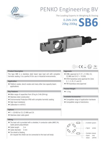 Type SB6
