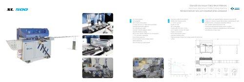 Automatic Aluminium Profile Cutting Machine SL 500