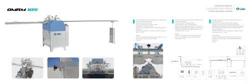 Glazing Bead Cutting Machine OMRM 105