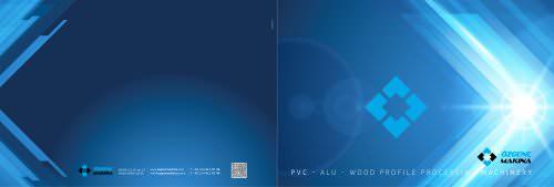 Ozgenc Machinery Main Catalogue EN TR RU