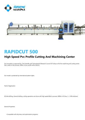 RAPIDCUT 500