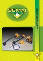 External pneumatic vibrators