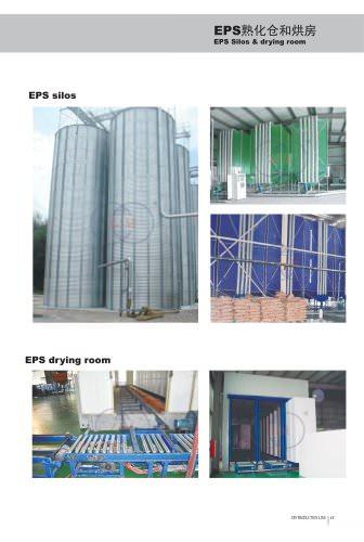 Zhongji EPS Silos & drying room(High Quality)