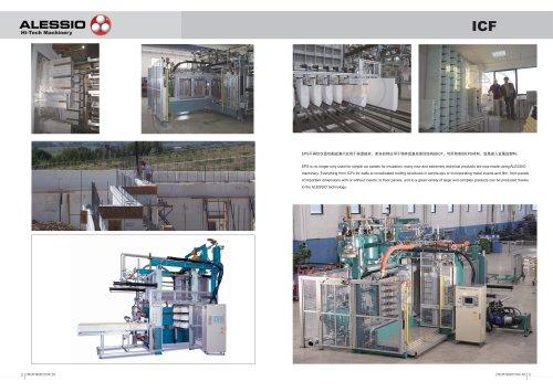 Zhongji ICF panel machine?Cooperation with Germany?