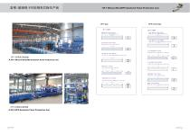 Zhongji SP-7 Mineral Wool/EPS Sandwich Panel Machine With CE