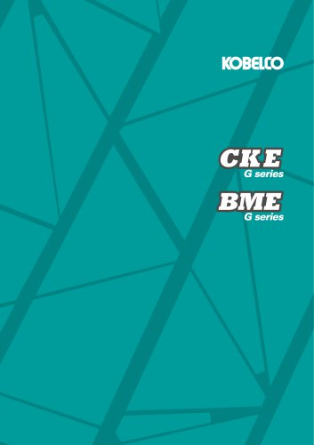 CKE G Series, BME G Series