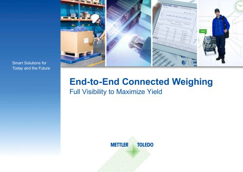 eBook: Connected Weighing