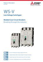 Molded-Case Circuit Breakers - (MCCB) NF