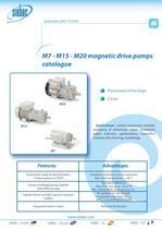 Pumps M7-M15-M20