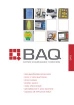 BAQ Product Overview