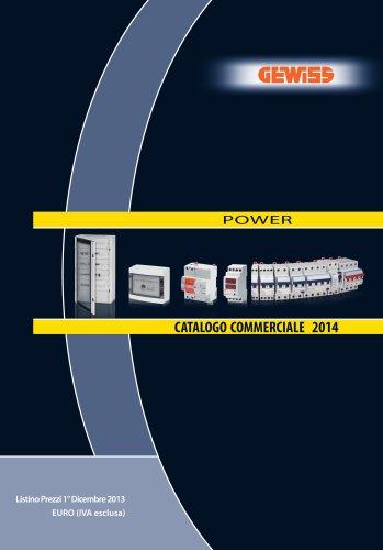 Catalogo Commerciale Power 2014