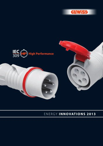IEC 309 - High Performance