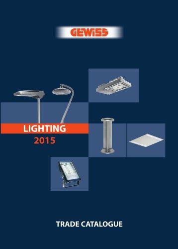 LIGHTING TRADE catalog 2015