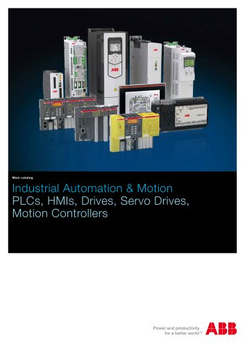 Industrial Automation Main Catalog