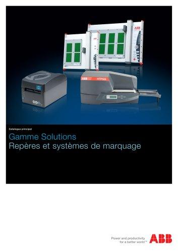 Marking system catalog