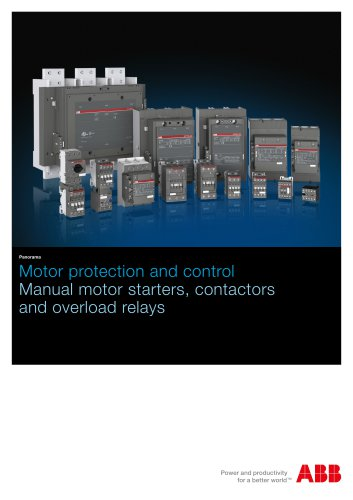 Motor protection and control