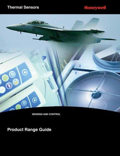 Honeywell Thermal Sensor Range Guide