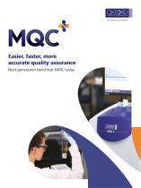 MQC+ Benchtop NMR QA/QC Brochure