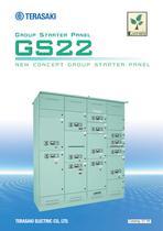 Group starter panel model : GS22