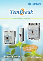 Moulded Case Circuit Breakers New TemBreak2