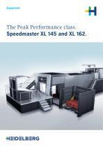 Speedmaster XL 145 and XL 162