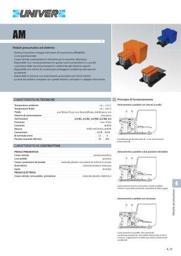 AM_Pedali pneumatici ed elettrici