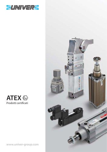 ATEX Prodotti certificati