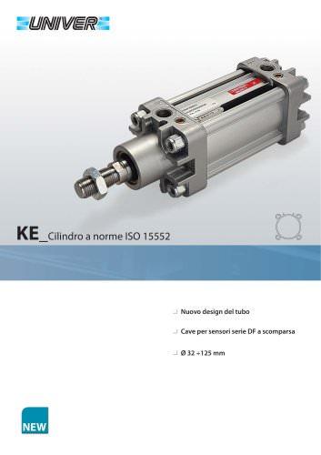 KE_Cilindro a norme ISO 15552
