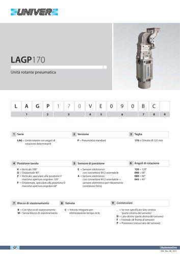 LAGP170_Unità rotante pneumatica