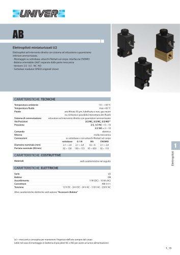 U2-AB_Elettropiloti miniaturizzati