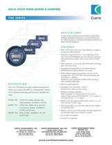 Instrumentation 700 Series (Cased)