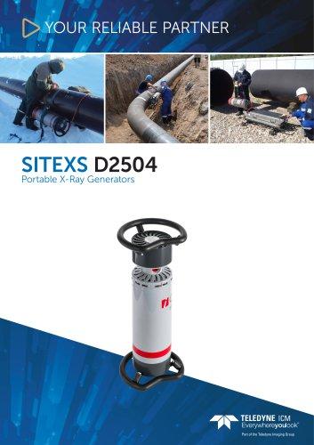 SITEXS D2504