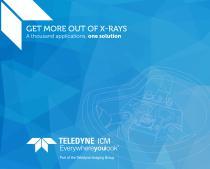 Teledyne ICM Catalogue 2018